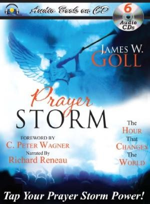 Prayer Storm Audio Book