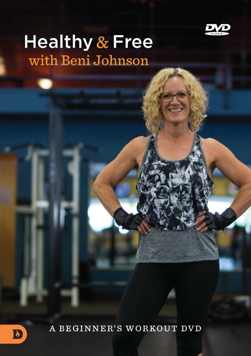 Healthy And Free With Beni Johnson DVD (DVD Video)