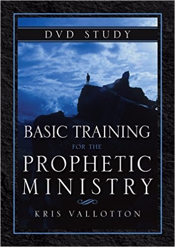 Basic Training For The Prophetic Ministry DVD Study (DVD)