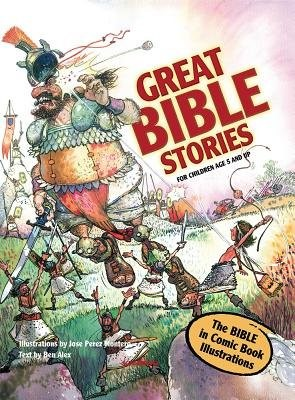 Great Bible Stories Hc (Hard Cover)