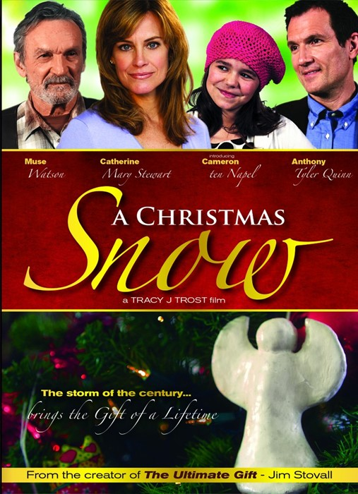 Christmas Snow DVD, A (DVD)