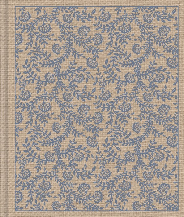 ESV Journaling Bible, Cloth Over Board, Flowers (Hard Cover)