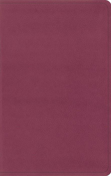 ESV Value Thinline Bible, Trutone, Pink (Imitation Leather)