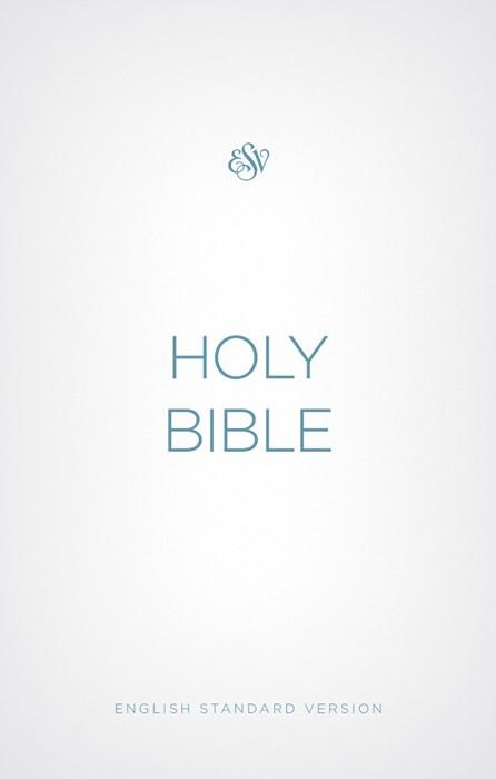 ESV Economy Bible (Paperback)