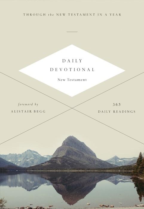 ESV Daily Devotional New Testament (Hard Cover)