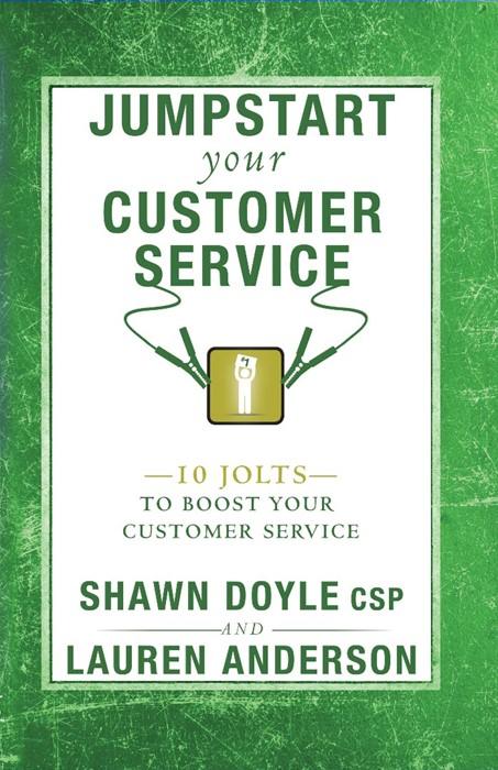 Jumpstart Your Customer Service (Paperback)