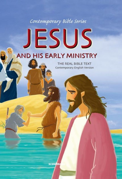 Jesus And His Early Ministry (Hard Cover)