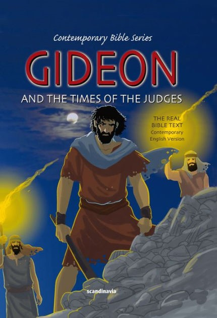 Gideon And The Time Of The Judges (Hard Cover)
