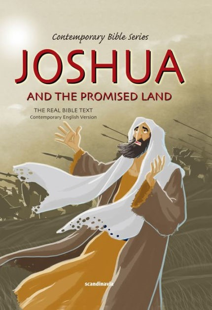 Joshua And The Promised Land (Hard Cover)