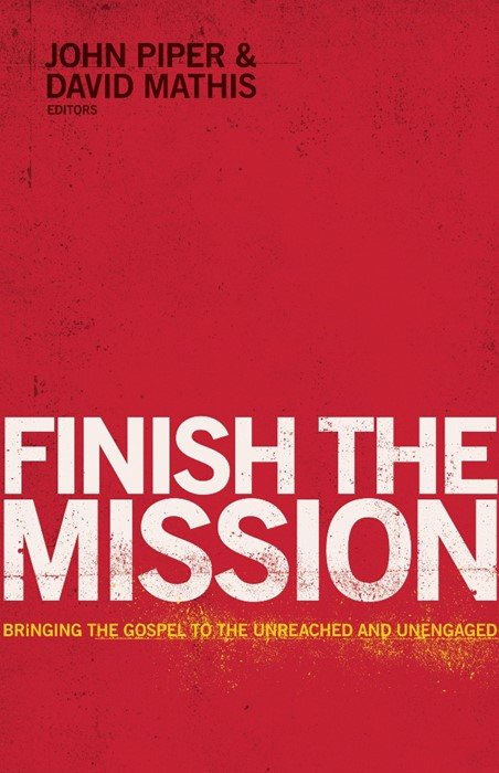 Finish The Mission (Paperback)