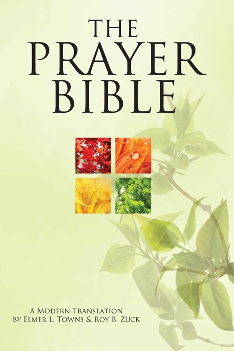 The Prayer Bible (Hard Cover)