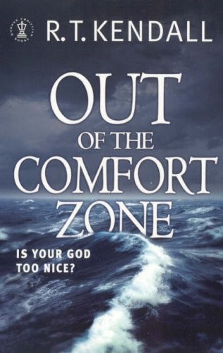 Out Of The Comfort Zone: Is Your God Too Nice? (Paper Back)