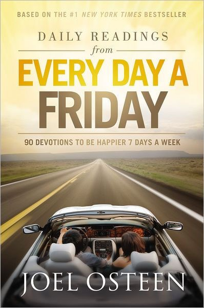 Daily Readings From Every Day A Friday (Hard Cover)