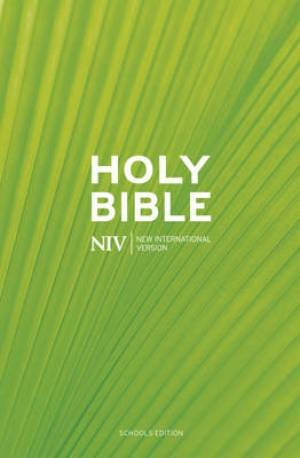 NIV Schools Hardback Bible 20 copy pack (Hard Cover)