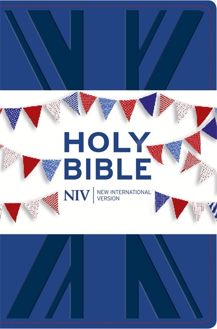 NIV Pocket Great British Bible (Flexiback)