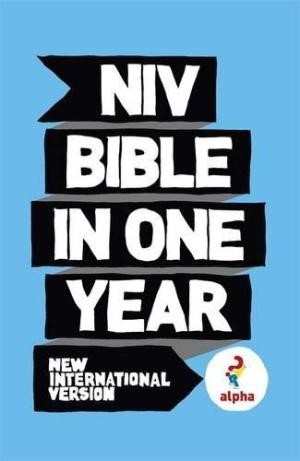 NIV Alpha Bible One Year Hb 10 Copy Pack (Hard Cover)
