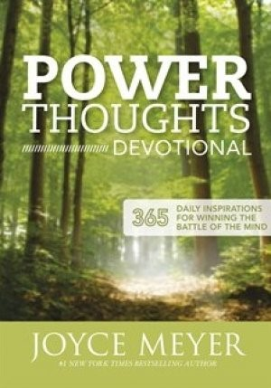 Power Thoughts Devotional (Hard Cover)