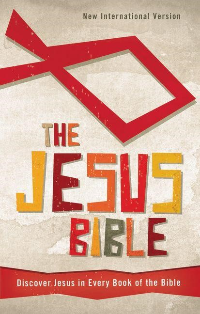 The NIV Jesus Bible Hardback (Hard Cover)