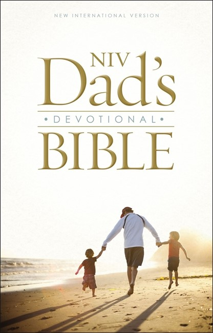 NIV Dad's Devotional Bible (Hard Cover)