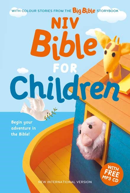 NIV Bible For Children HB (Hard Cover)