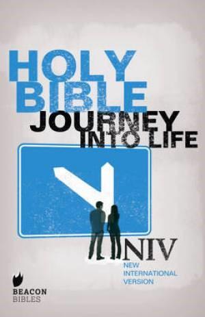 NIV Journey Into Life Beacon Bible Paperback 10 Copy Pack (Paperback)