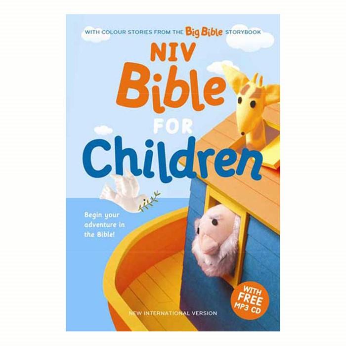 NIV Bible For Children 16-pack (Hard Cover)