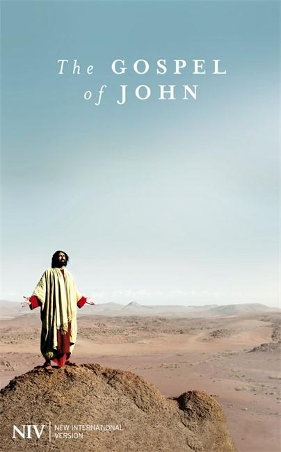 NIV Lumo Jesus Gospel Of John (Paperback)