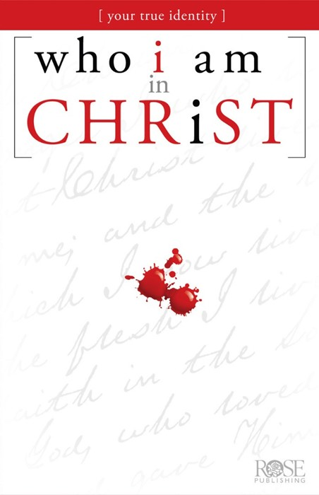 Who I Am In Christ (Pamphlet)