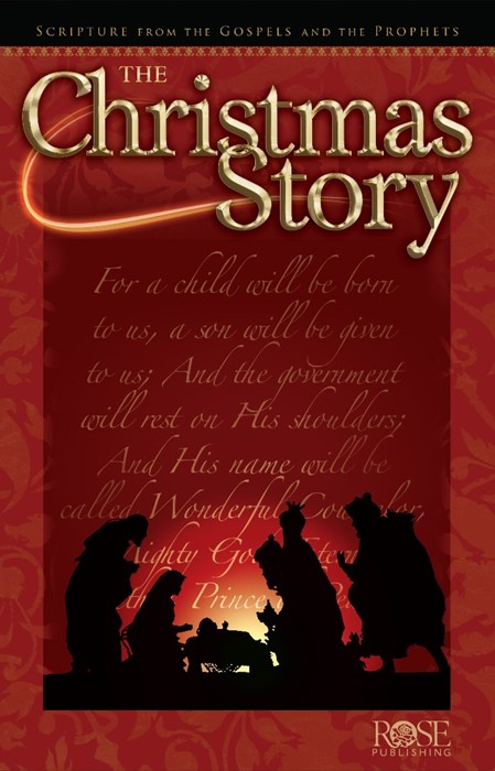 Christmas Story (Pamphlet)