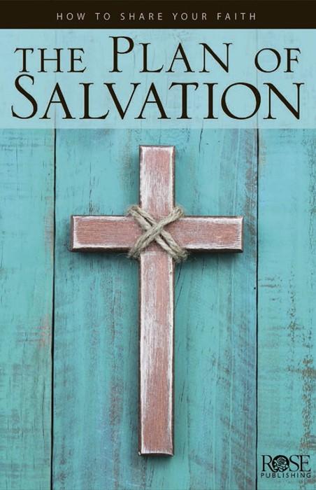 Plan Of Salvation Pamphlet (Pamphlet)