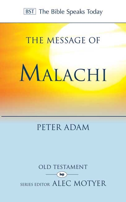 The BST Message of Malachi (Paperback)