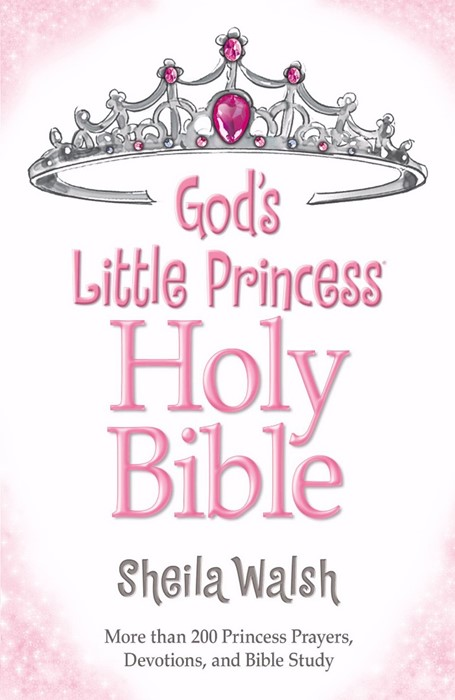 God's Little Princess Bible (Hard Cover)