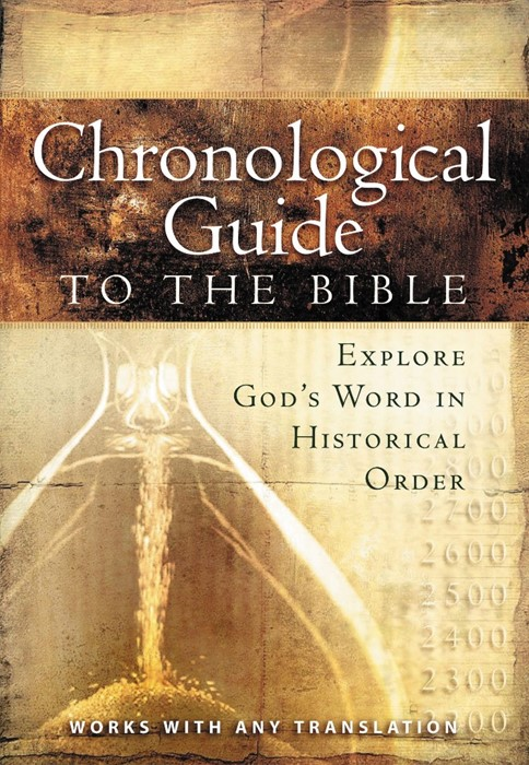 The Chronological Guide To Bible (Paperback)