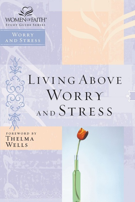 Living Above Worry and Stress (Paperback)