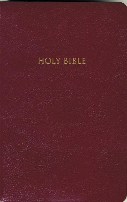 KJV Gift And Award Bible (Paperback)