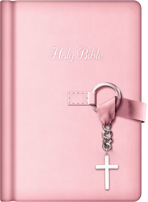 NKJV Simply Charming Bible (Hard Cover)