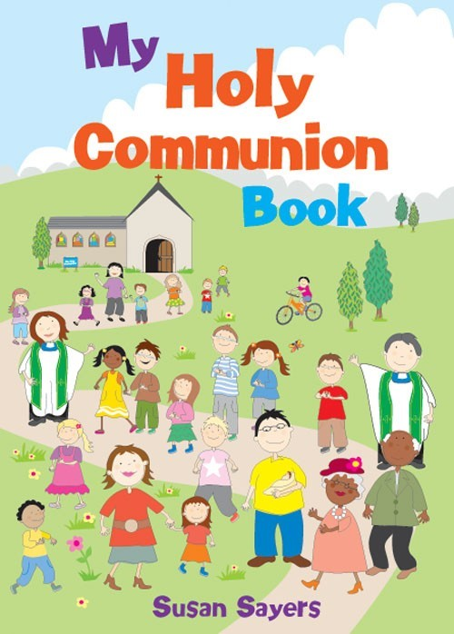 My Holy Communion Book (Paperback)