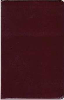 KJV Ultraslim Bible (Bonded Leather)