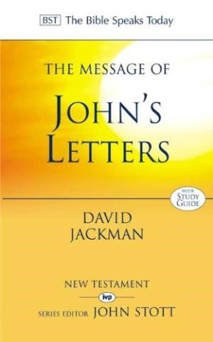 The BST Message of John's Letters (Paperback)