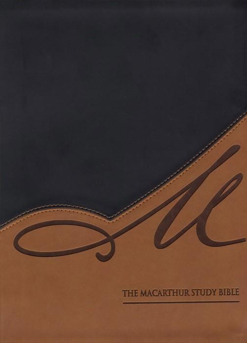 The NASB Macarthur Study Bible (Paperback)