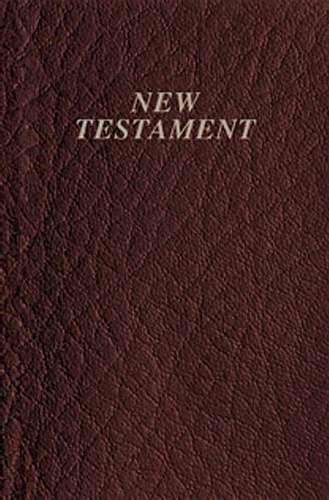 KJV Vest Pocket New Testament (Paperback)