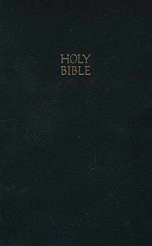 Kjv Gift And Award Bible Black (Paperback)