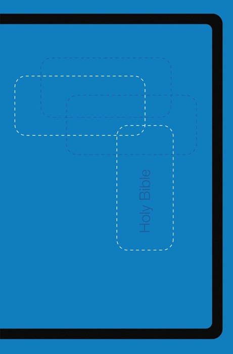 Kjv Gift Bible Blue (Paperback)