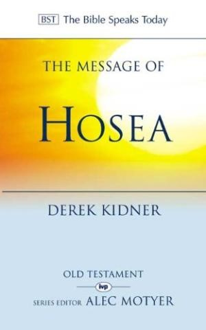 The BST Message of Hosea (Paperback)