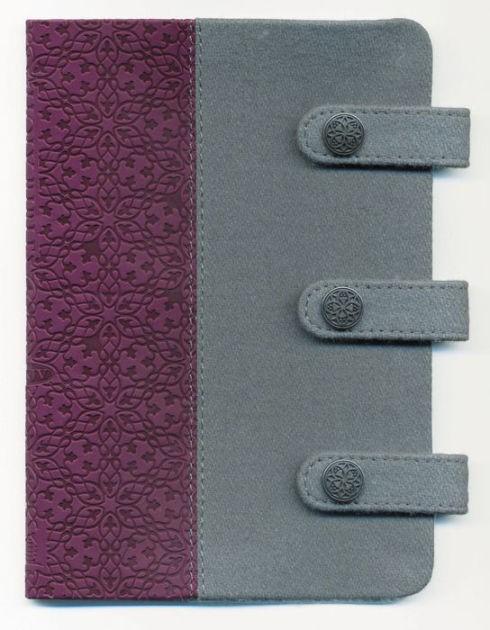 KJV Designer Series Compact Ultraslim Bible (Paperback)