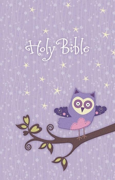 NKJV Owl Bible (Paperback)