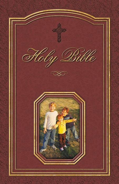 Grandmother'S Memories Bible, Kjv (Leather-Look)