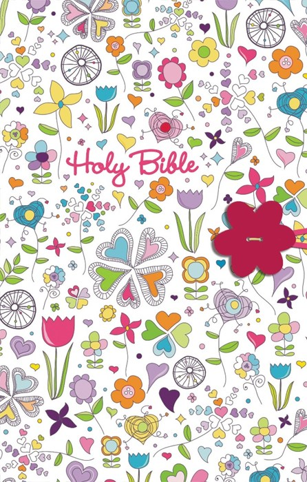 NKJV Button Bible (Paperback)
