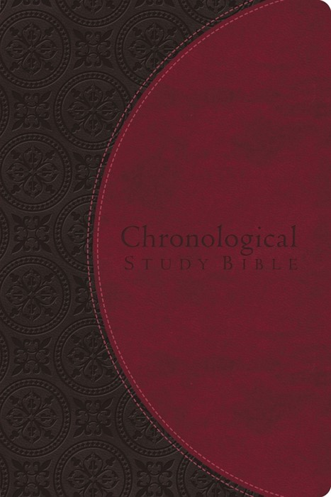 The NIV Chronological Study Bible (Paperback)