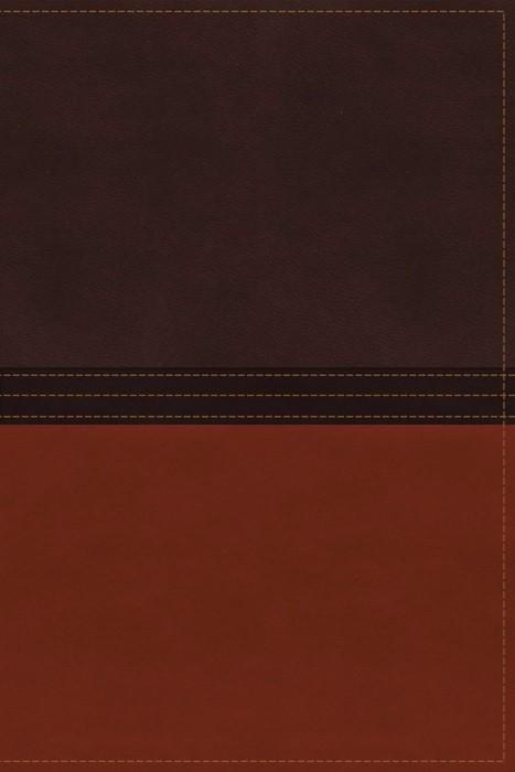 The NASB Macarthur Study Bible (Imitation Leather)